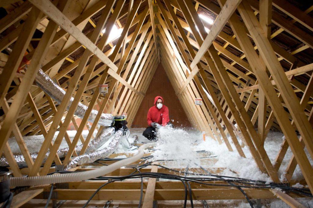 isolation par soufflage madisolation entreprise nord ardennes marne moselle